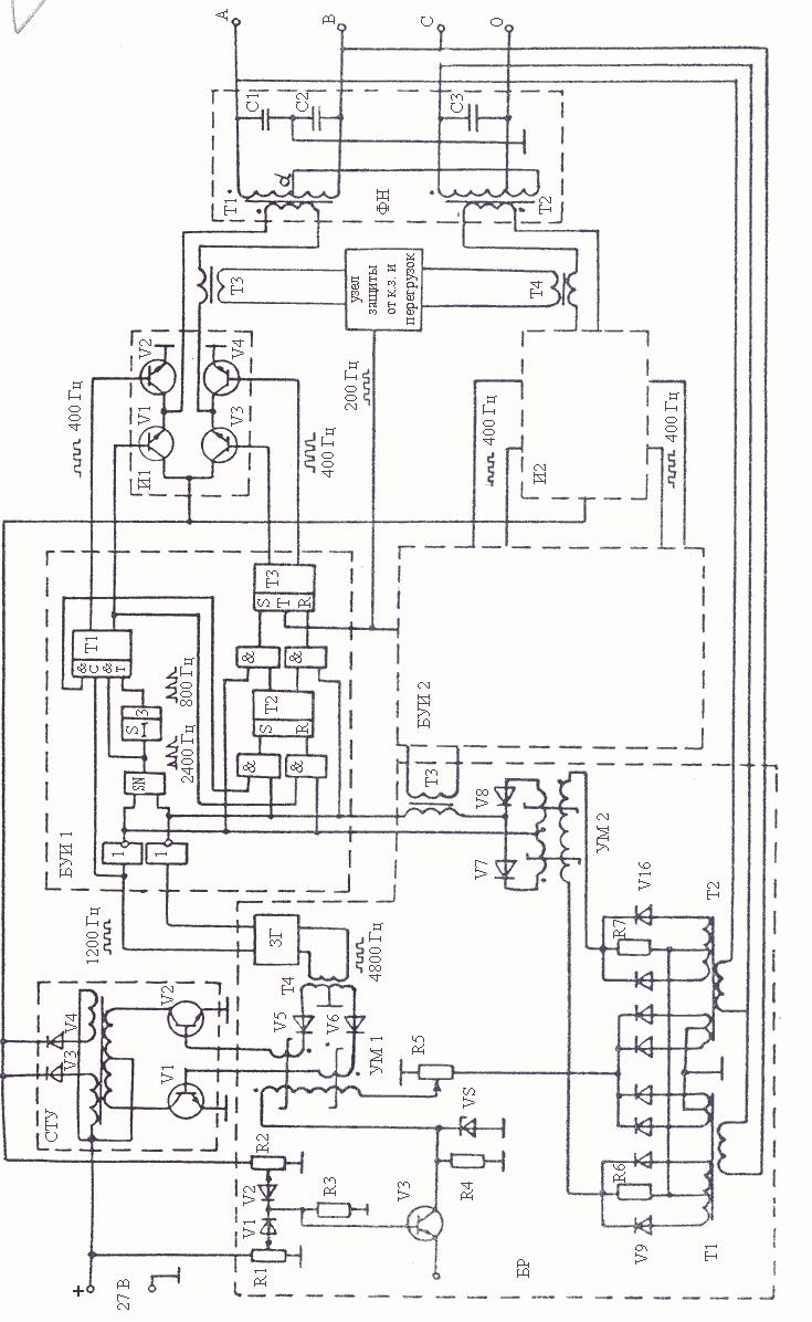 измерительный мост ум-2 схема