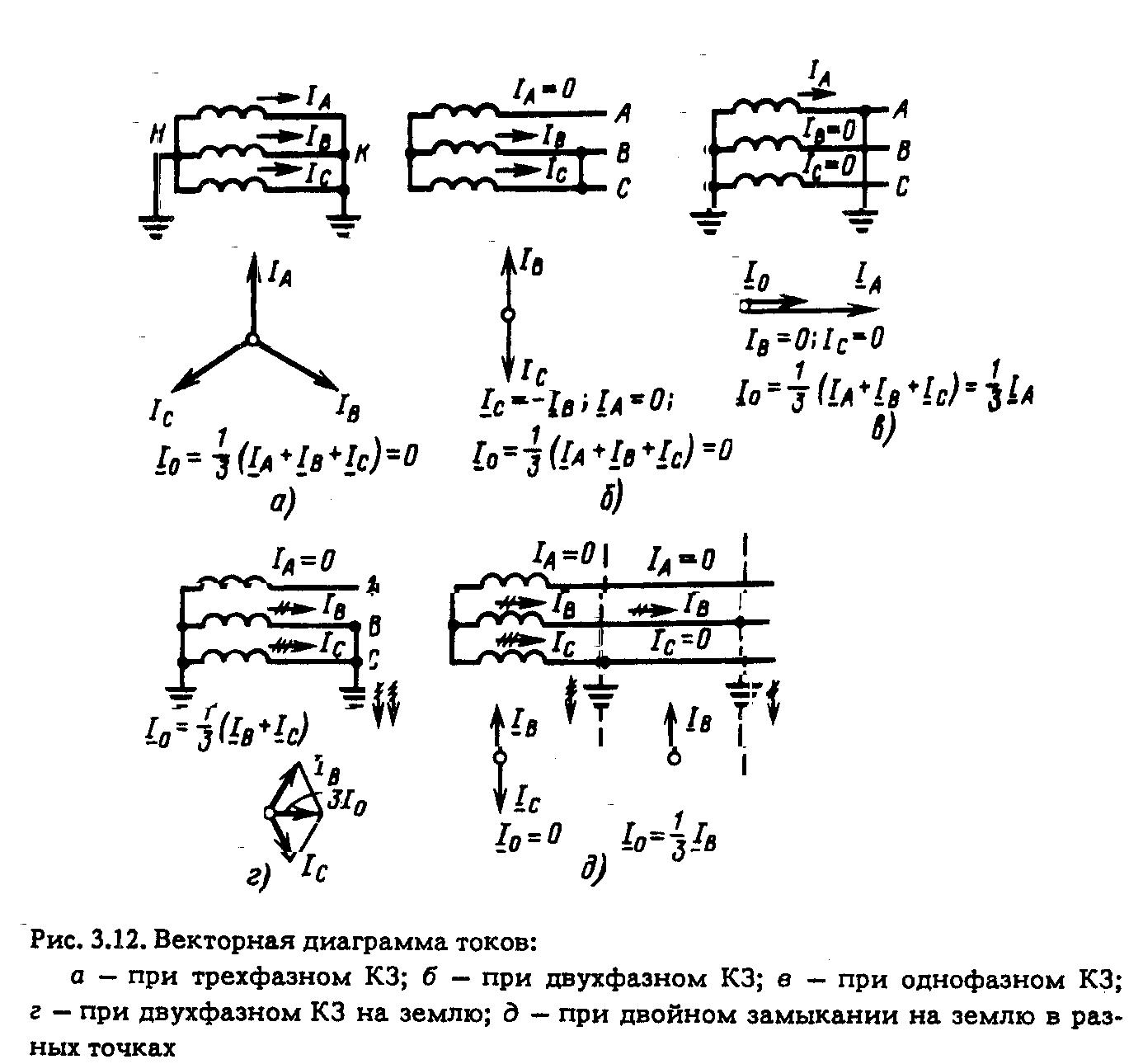 Схема включения треугольником применяется фото 469