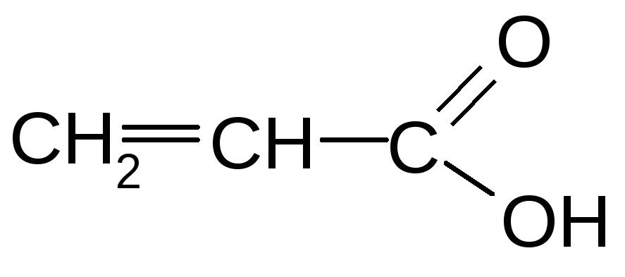 Acrylic acid