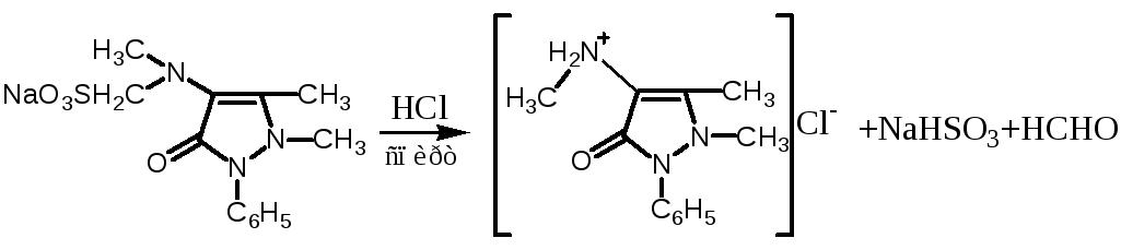 Комплекс анальгин амидопирин