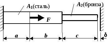 Примеры решений задач по растяжение и сжатие где сдать экзамен на категорию а