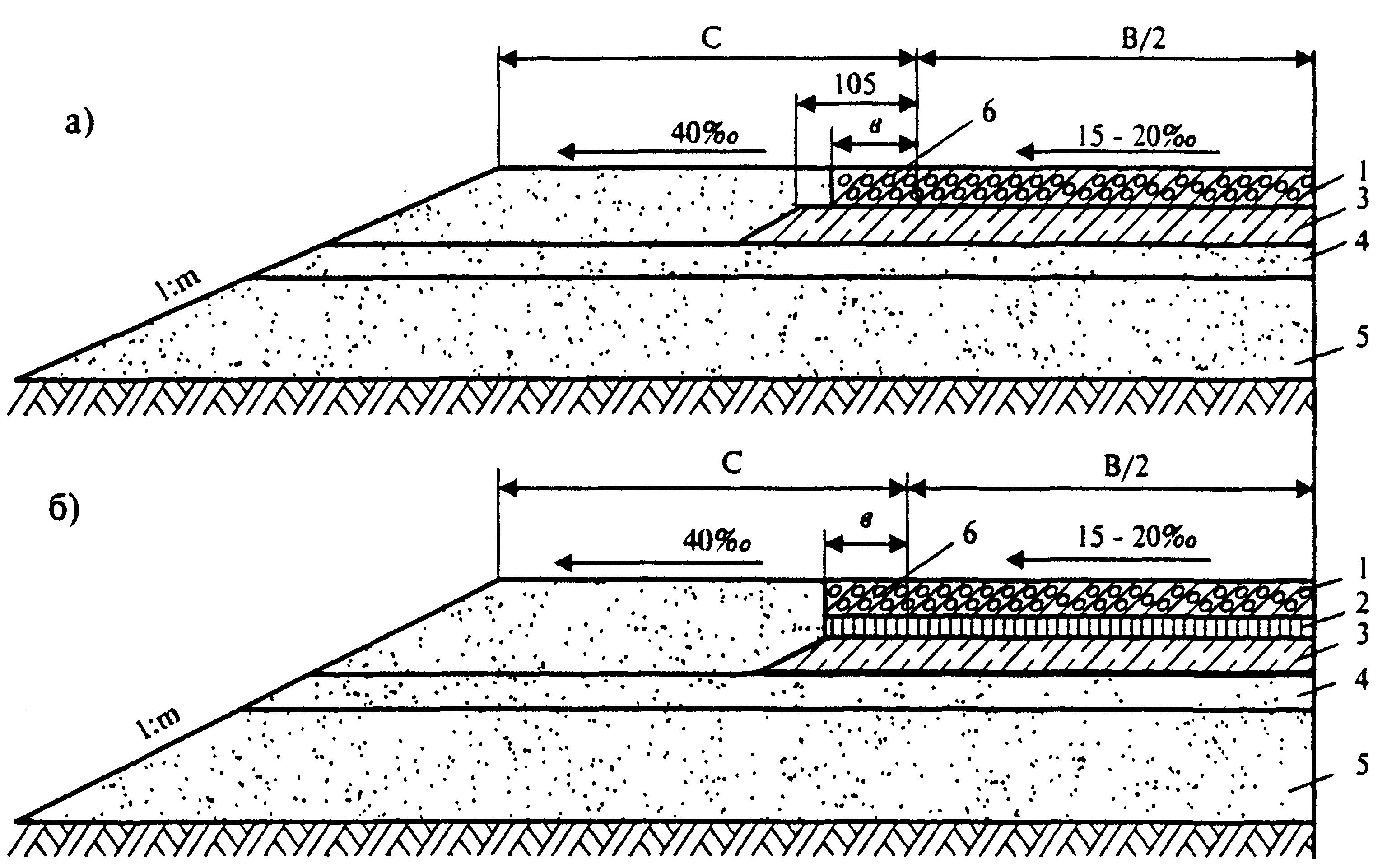 Покрытие по дорожным плитам жби серия 81