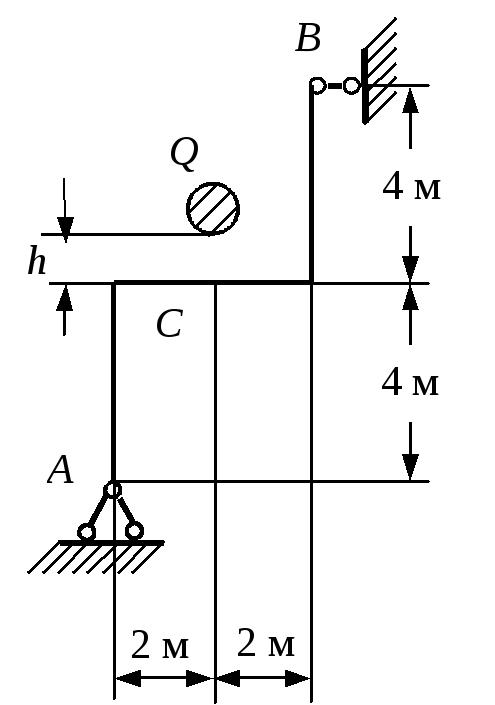 Примеры решения задач по сопромату на рамы задачи по гдзс птс с решением