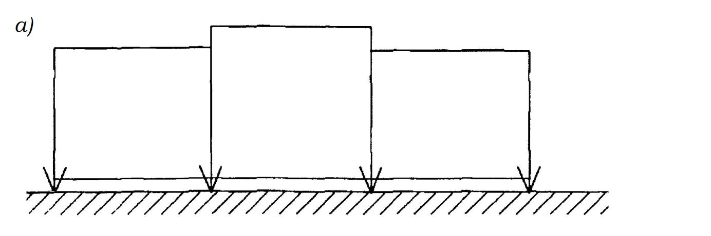 Деформация зданий и сооружений создание опорных знаков