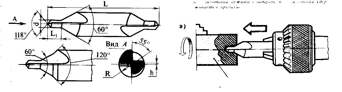 Как снять резьбовой патрон с 1к62