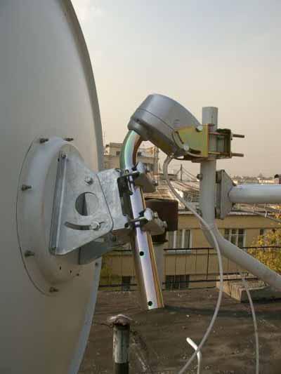 Мотоподвес спутниковой антенны своими руками 46