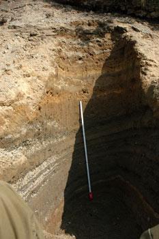 Воздушные свойства почв