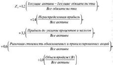 критерии оценки несостоятельности банкротства предприятий