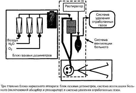 Схема работы дыхательного аппарата фото 422