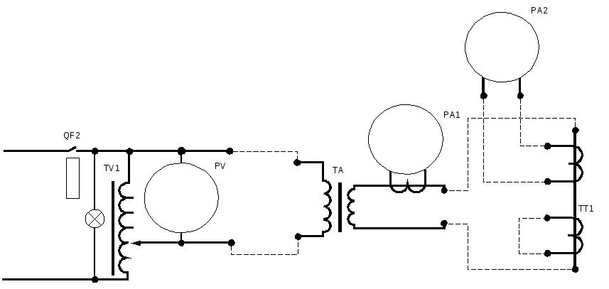 Утт-5м схема подключения