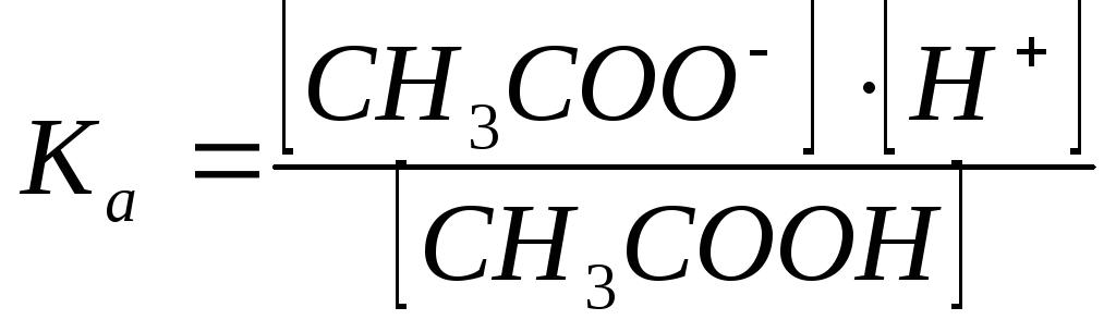 Формиатный буферный раствор расчет ph