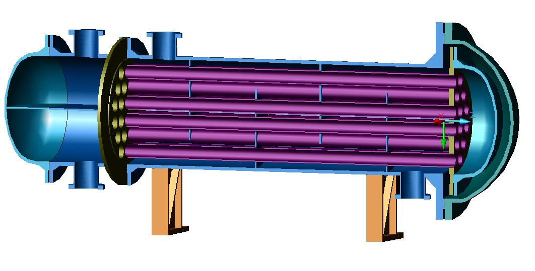 Теплообменник 30m2 с плавающей головкой предохранительный теплообменник будерус