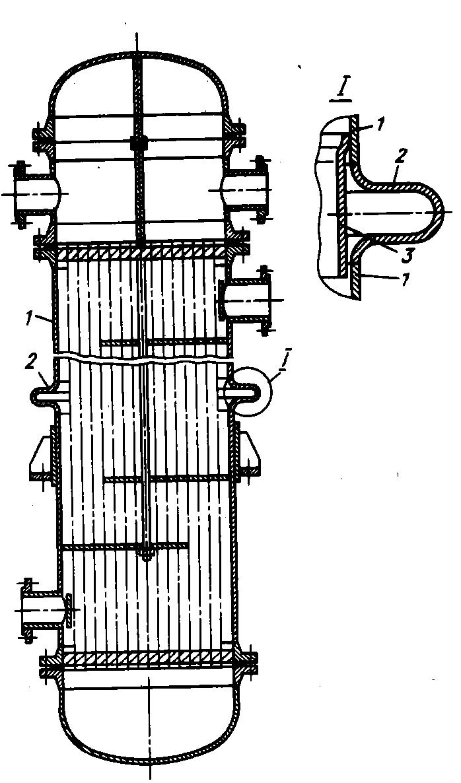 Линзовые компенсаторы теплообменника инструмент для вальцовки теплообменников