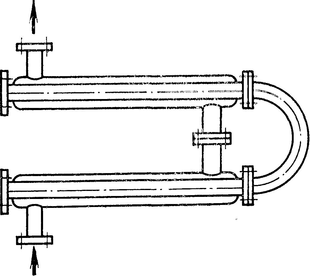 Теплообменники типа к Кожухотрубный конденсатор Alfa Laval ACFL 750/828 Тюмень