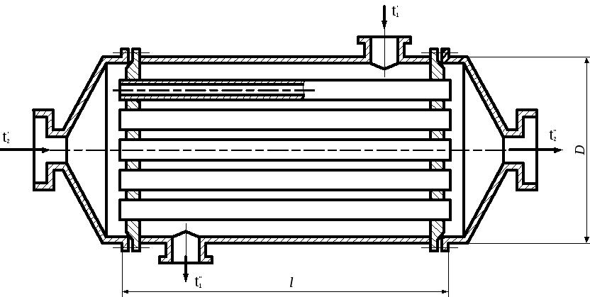Расчеты рекуперативных теплообменников радиатор теплообменника рено премиум