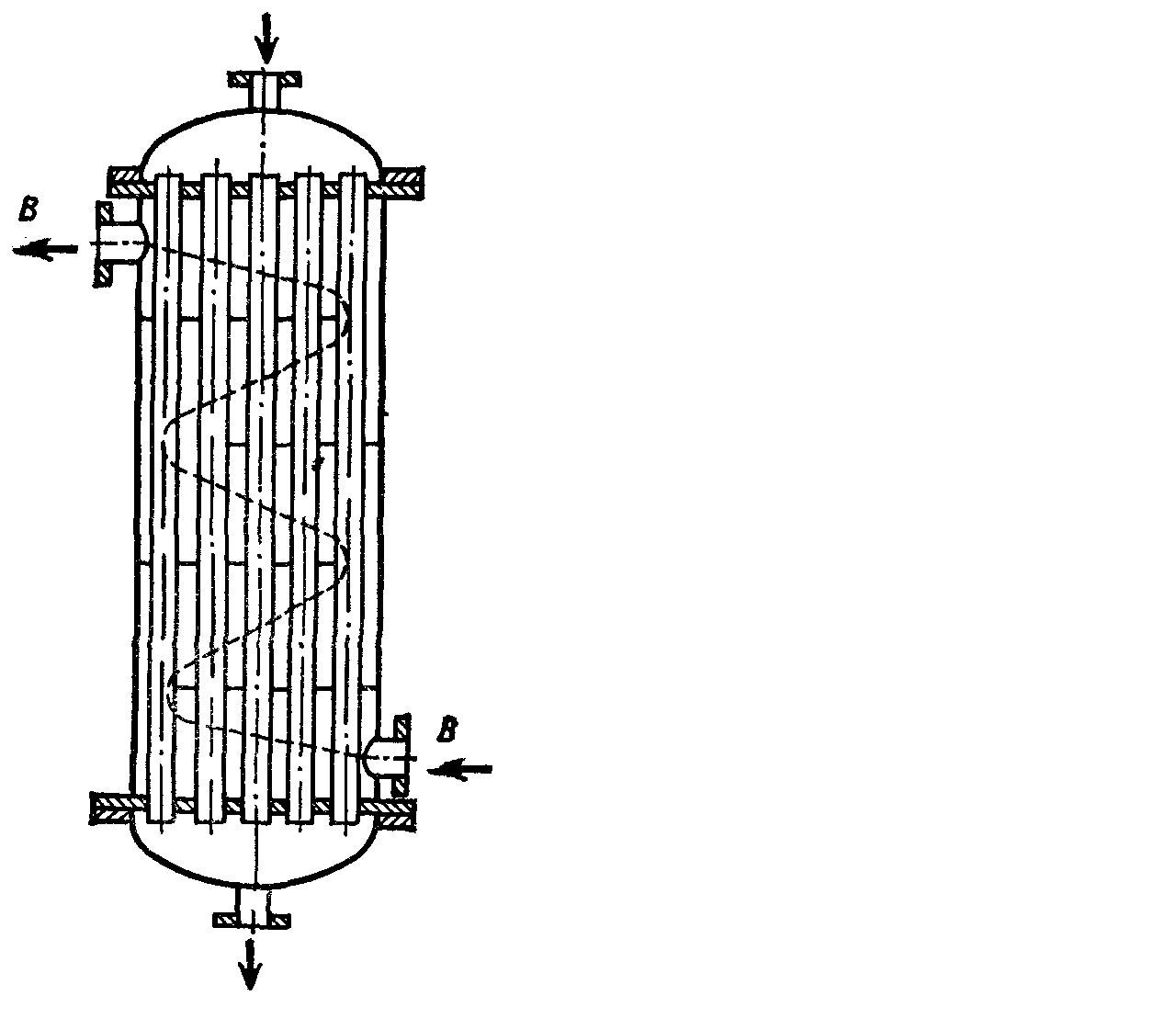 Перегородки в кожухотрубчатом теплообменнике Паяный теплообменник Alfa Laval CB110-46M Сарапул