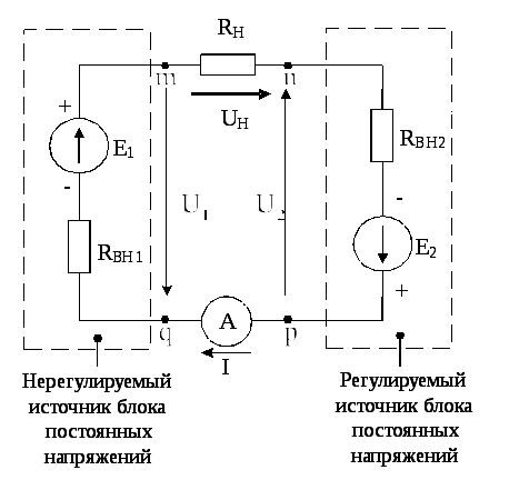 Шестифазная схема тиристорного преобразователя