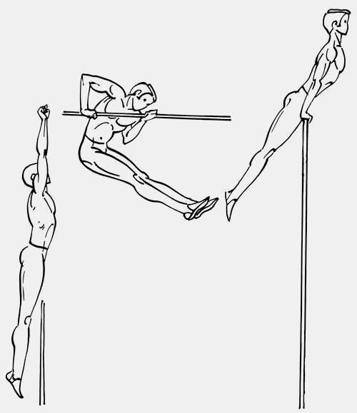 Реферат упражнения на гимнастических снарядах 8296