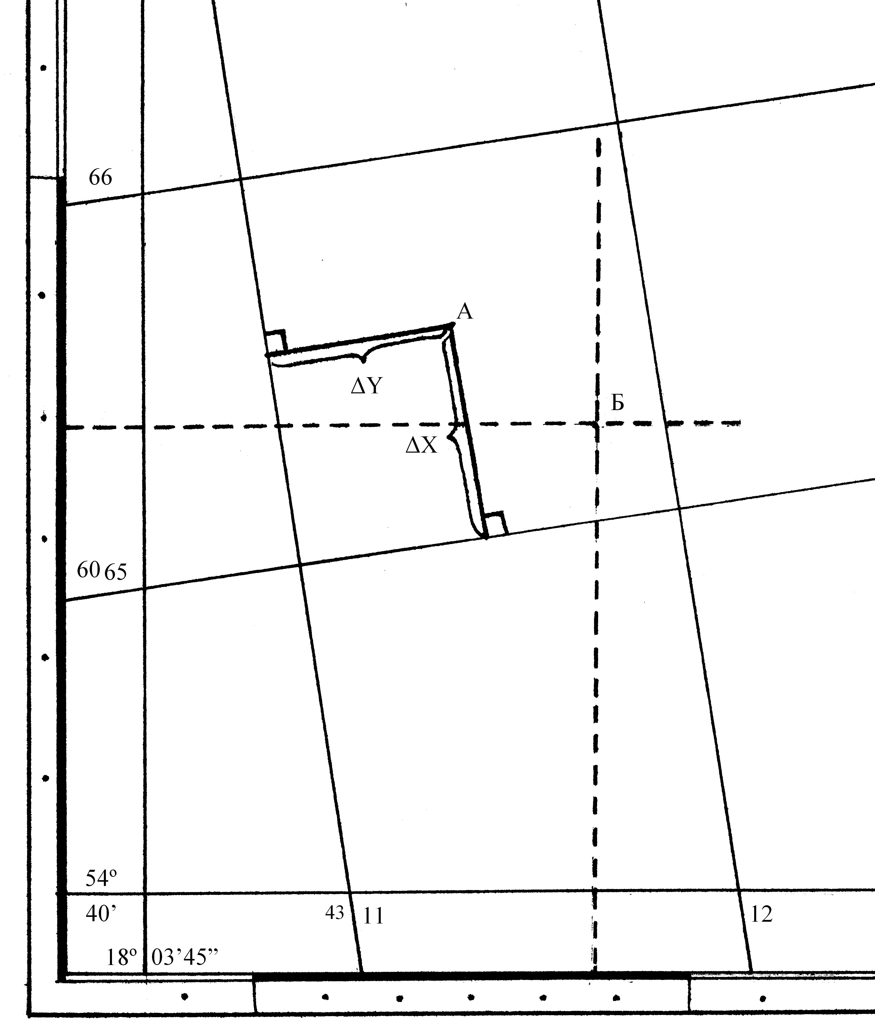 карта снов топография ответы