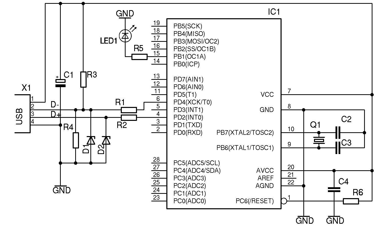 Функциональная схема устройства компьютера фото 905