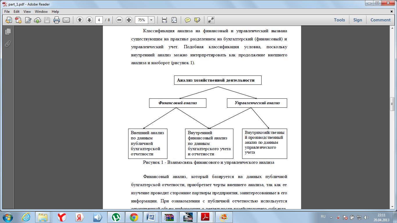 Как сделать факторный анализ предприятия