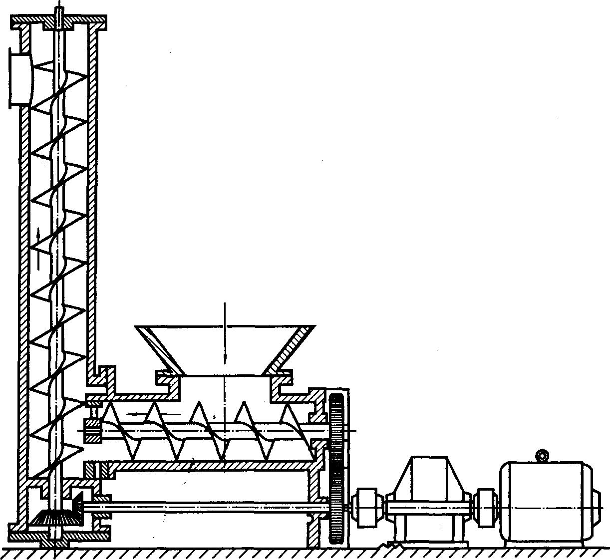 Винтовые и вибрационные конвейеры купить фольксваген транспортер в минске бу