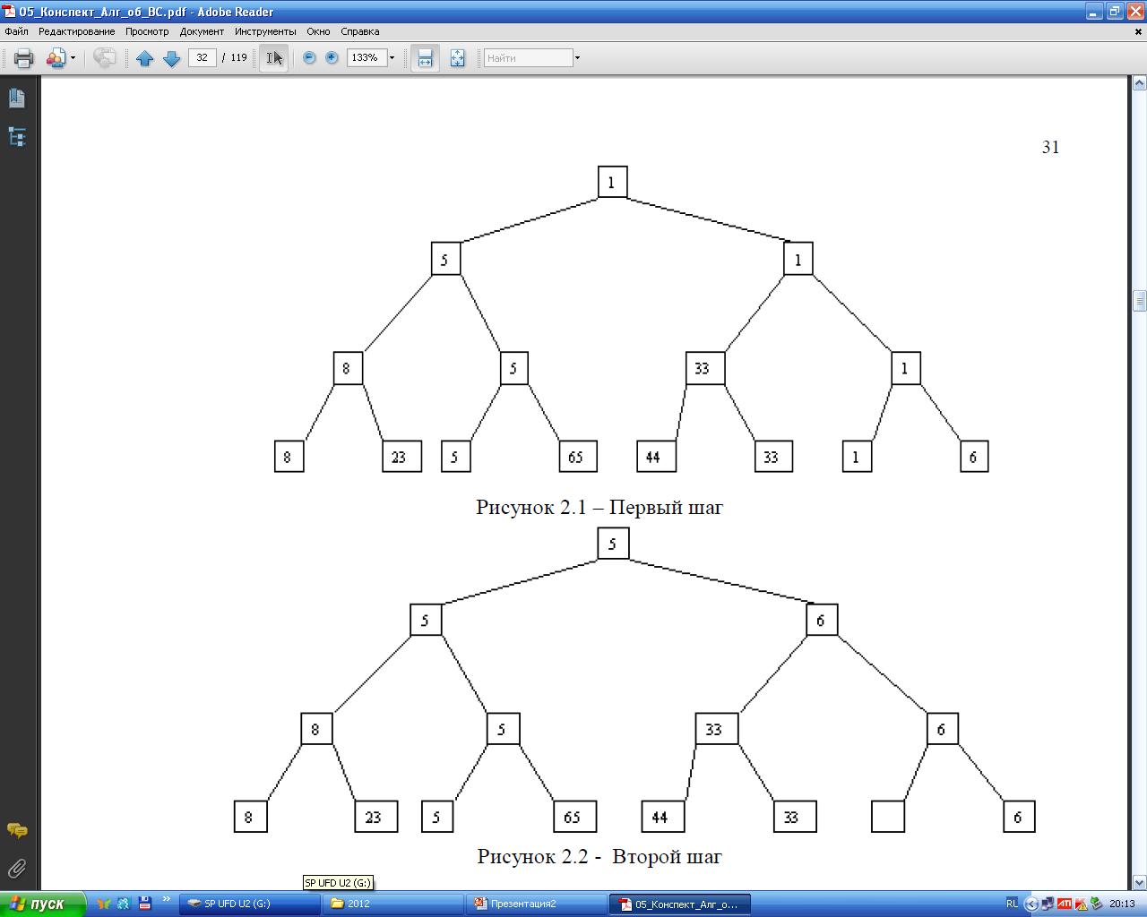 Сортировка методом шелла блок схема