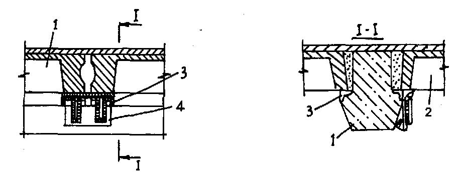усиление конструкций установка закладных