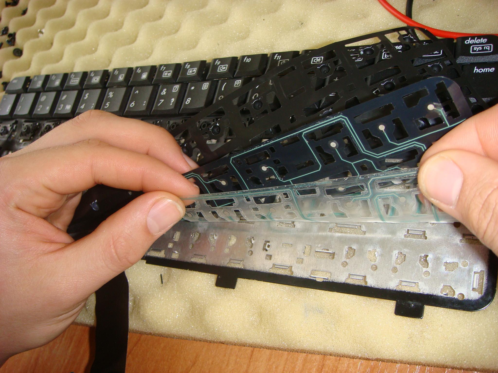 Как сделать не работающие клавиатуру 487