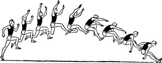 Доклад прыжки в длину с разбега 2022