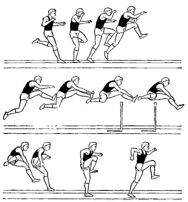 Стартовый разгон финиширование реферат 9089