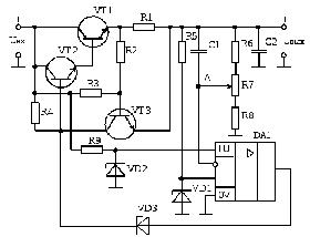 Операционный усилитель в стабилизаторе напряжения стабилизатор напряжения дефендер пауэр 1000