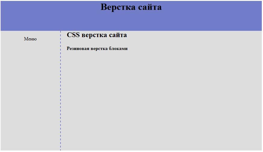 Создание резинового сайта css сайт компаний кондитерских изделий