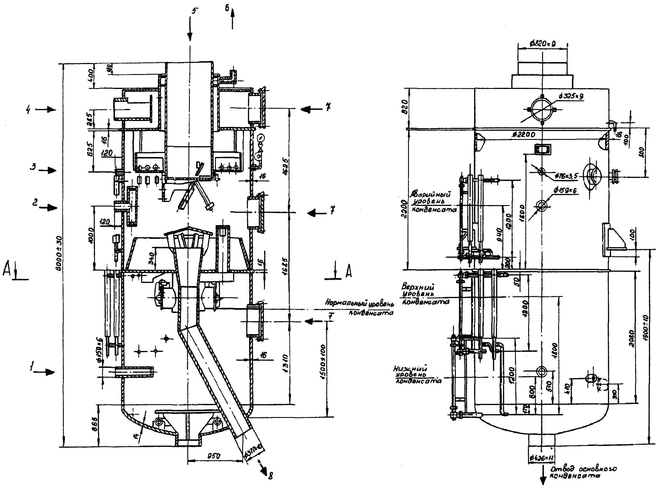 Подогреватель низкого давления ПН 350-16-7 III Артём Пластинчатый теплообменник Kelvion NT 25M Миасс