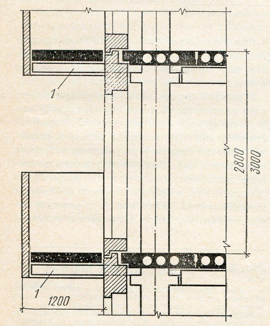 4.6. лестницы, перегородки, балконы, лоджии и эркеры.