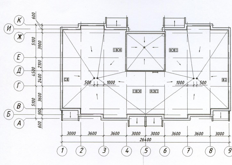 4.4. особенности конструктивных решений каркасно-панельных з.