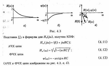 Амплитудно частотные и фазочастотные характеристики теормех