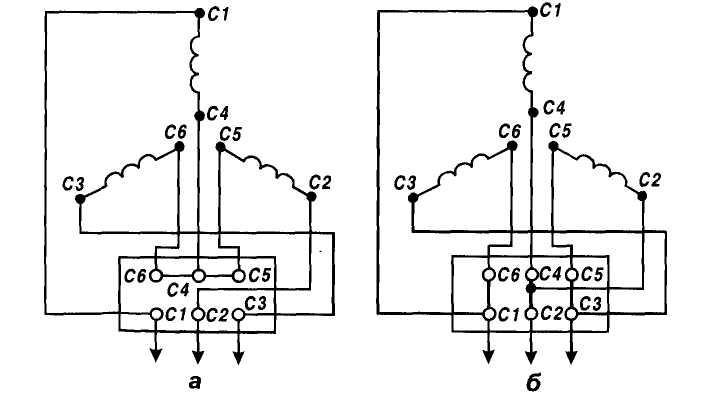 Устройство и принцип действия асинхронного электродвигателя