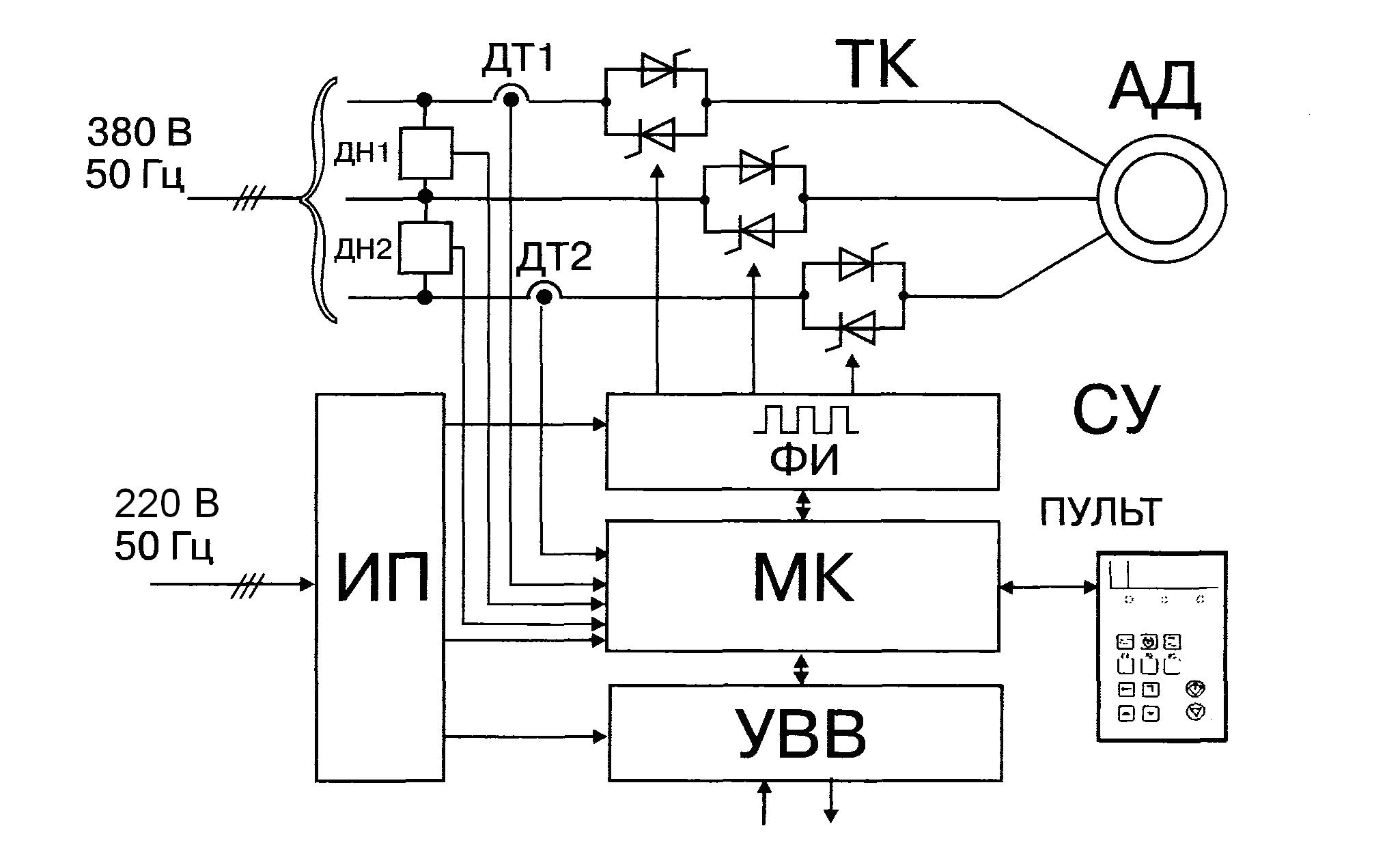 Пуск асинхронного электродвигателя схема фото 68