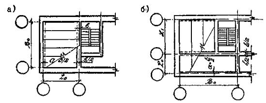 Привязка конструктивных элементов здания 3 Исходные данные и состав курсовой работы