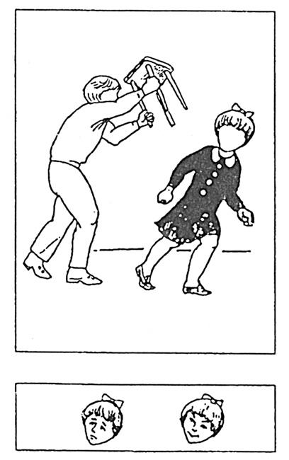 Тест для взрослых нарисуй свой страх