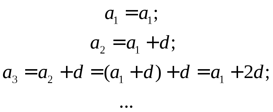 Доказать методом математической индукции что общий член геометрической прогрессии