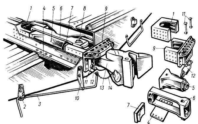 Реферат ремонт автосцепного устройства 8445