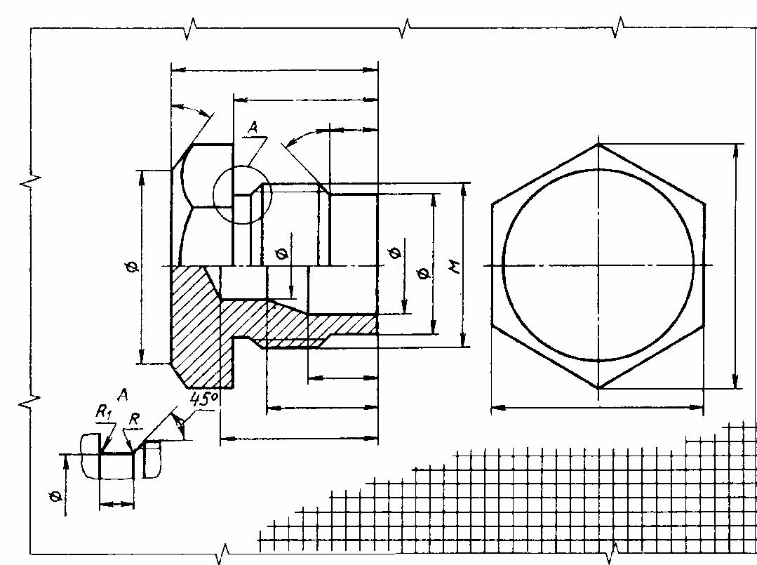 Чертежи и эскизы деталей реферат 2331