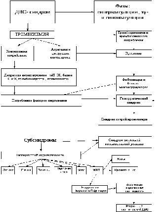 Типы кровоточивости: причины, симптомы и лечение. Типы кровоточивости по Баркагану