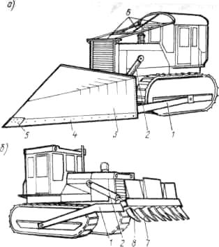 Машины для подготовительных работ доклад 2330