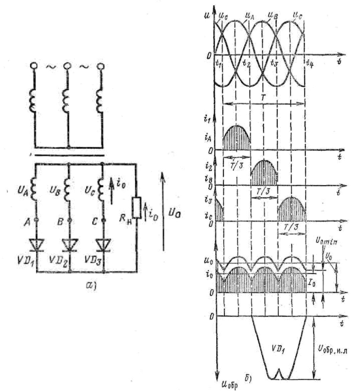 мостовая схема впремителя