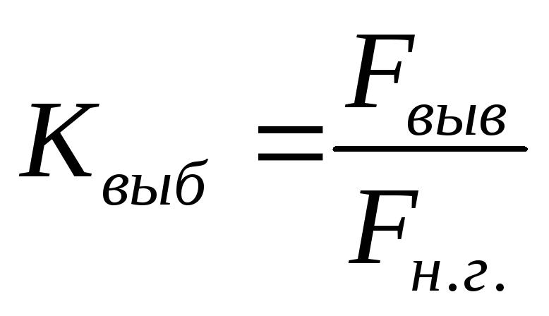 Методические указания по выполнению аналитической части  4 Коэффициент прироста характеризует интенсивность обновления основных средств рассчитывается когда показатель f имеет положительное значение