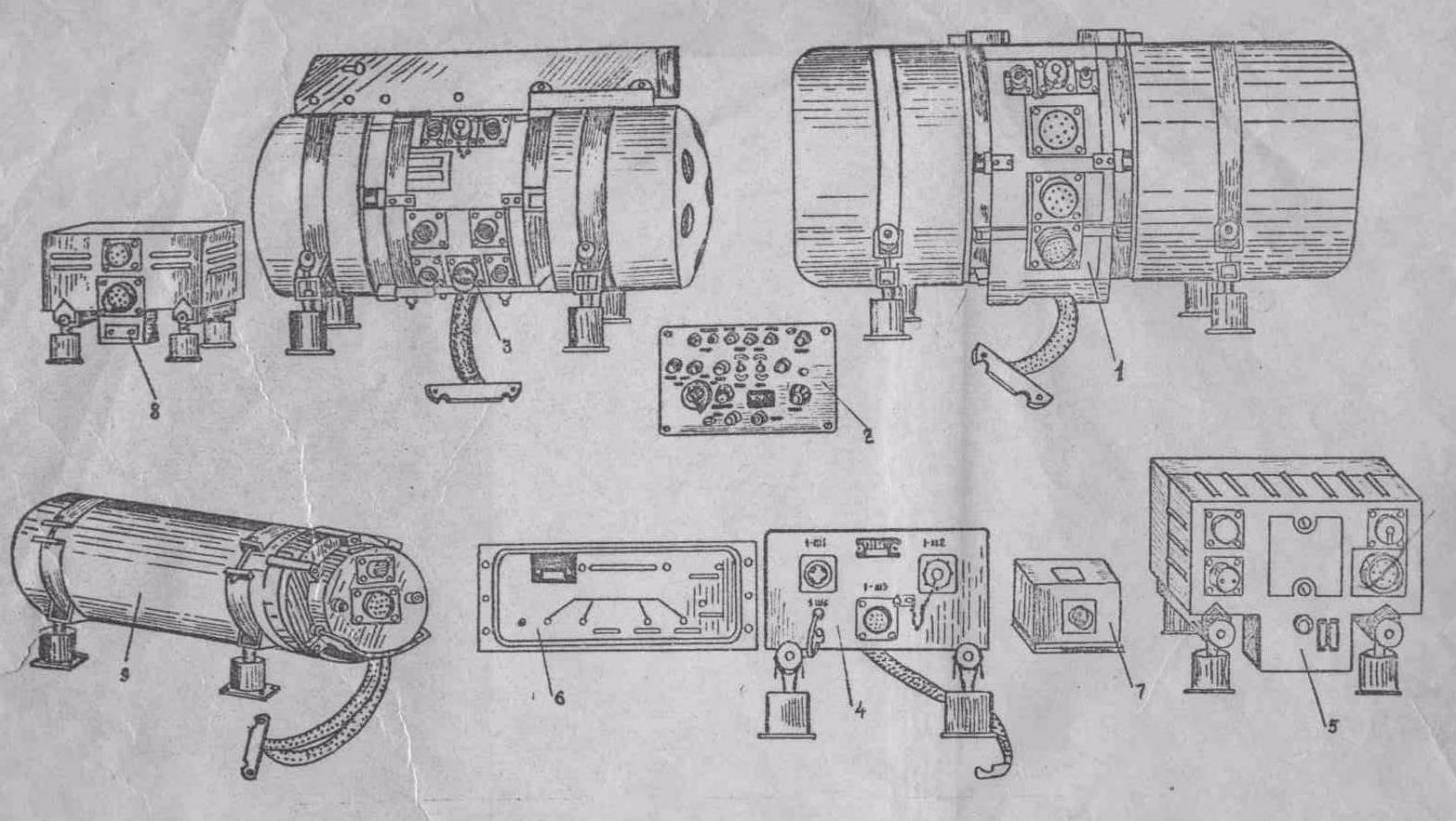 схема подключения спу-7 к радиостанции