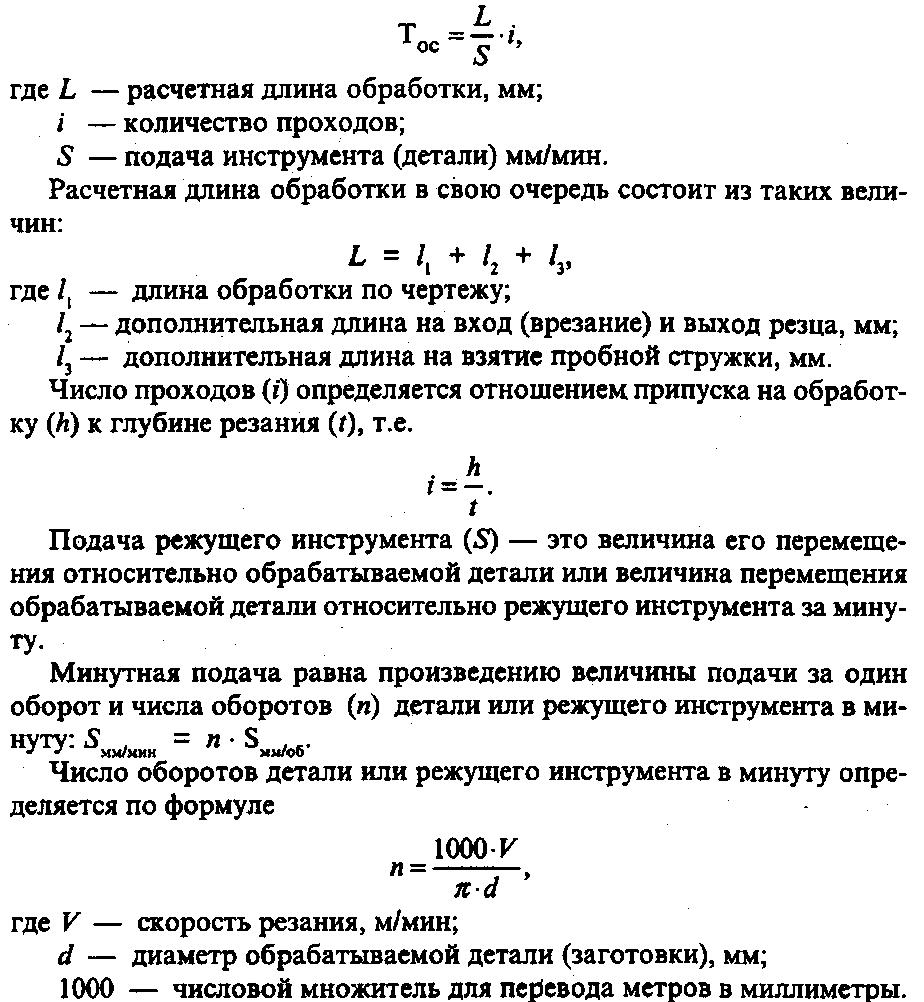 Норма выработки: формула. Как рассчитать норму выработки